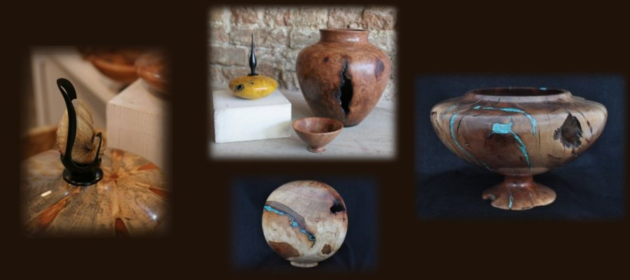 Broken Bowls - The Wood Art of Fred Anthony Rettig